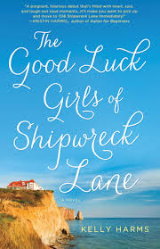 Good luck girls of shipwreck lane Kelly Harms. A Propensity to Discuss review.
