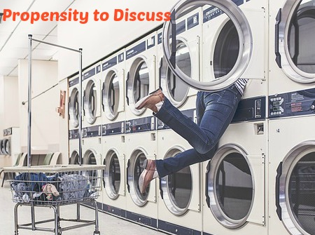 Laundry for two (or empty-nesting) A Propensity to Discuss post.