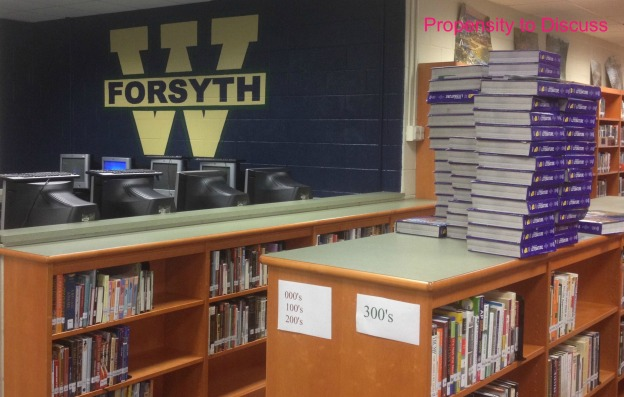 So you think you know your library/media center? A Propensity to Discuss post.