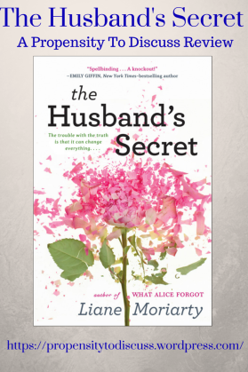 The Husband's Secret. A Propensity to Discuss Post
