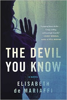 The Devil You Know by Elisabeth de Mariaffi A Propensity to Discuss review.