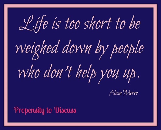 Life lessons from Project Runway. A Propensity to Discuss post.