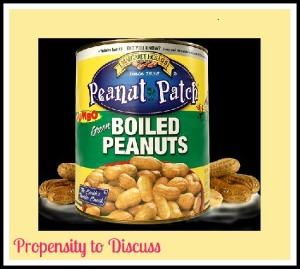 Peanut Patch. A Southern Staple. A Propensity to Discuss post.