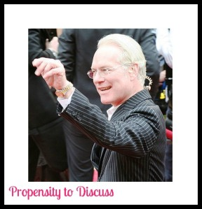 Tim Gunn. Life lessons from Project Runway. A Propensity to Discuss post.