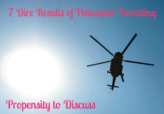7 Dire Results of Helicopter Parenting