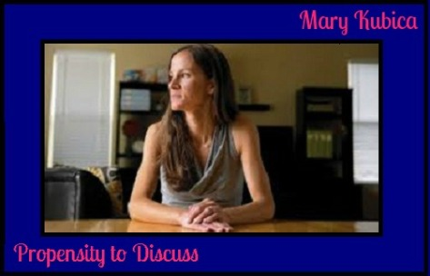 Mary Kubica. The Good Girl. A Propensity to Discuss review.