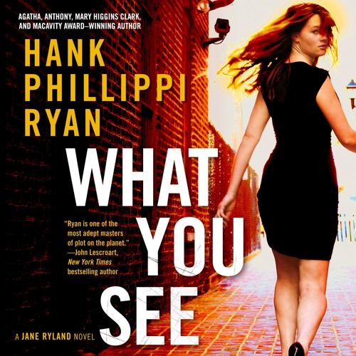 What you see Hank Phillipi Ryan. A Propensity to Discuss Review