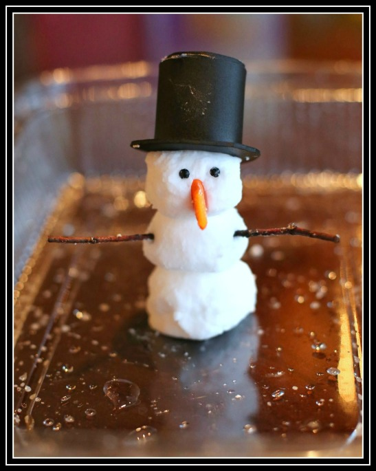 Magic Foaming Snowmen. 17 Holiday Science Labs. A Propensity to Discuss post.