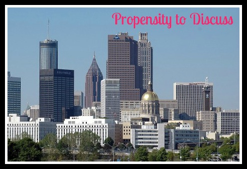 1 Thing Downton Abbey and Atlanta Have In Common. A Propensity to Discuss Post.