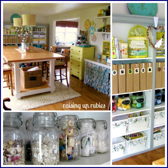 Comforting Craft Rooms. A Propensity to Discuss Post.