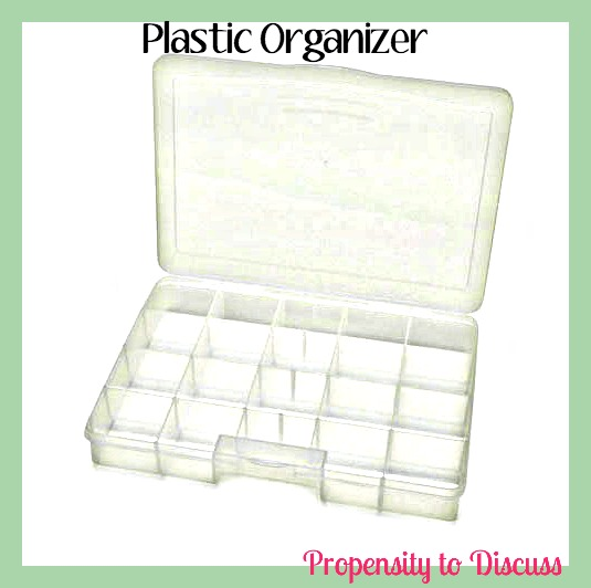 20 Compartment Plastic Organizer. How to Waste Time And Love Doing It. A Propensity to Discuss Post.