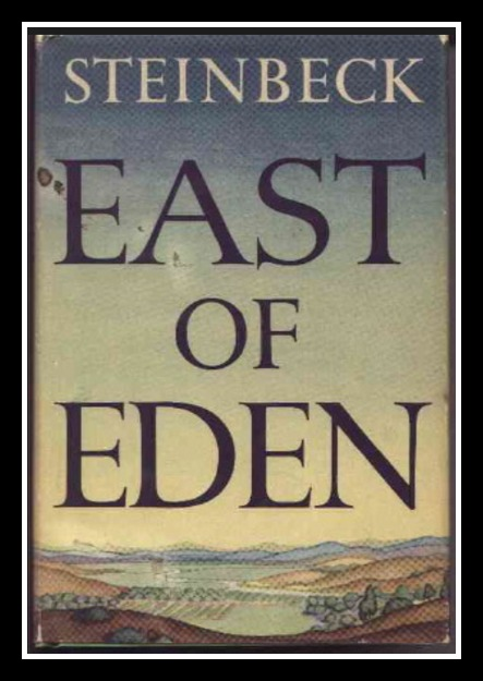 East of Eden. One note that rocked my world...for the best. A Propensity to Discuss Post.