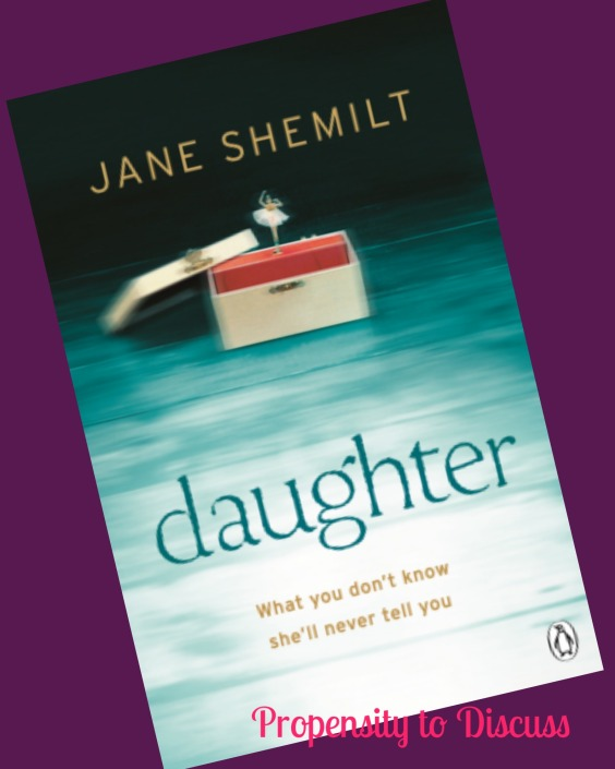 A twisted, shocking psychological tale. A Propensity to Discuss Review. Daughter