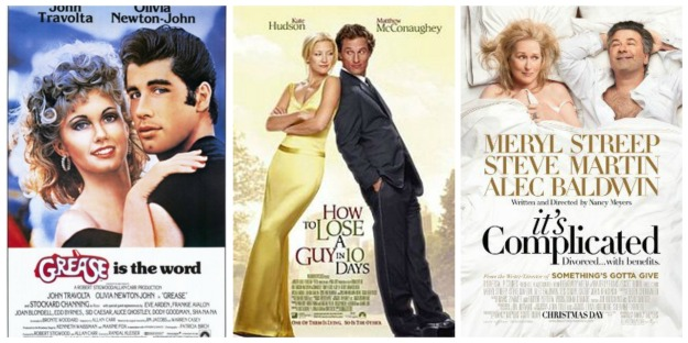 A - Z Romantic Comedy Movies. A Propensity to Discuss Post.