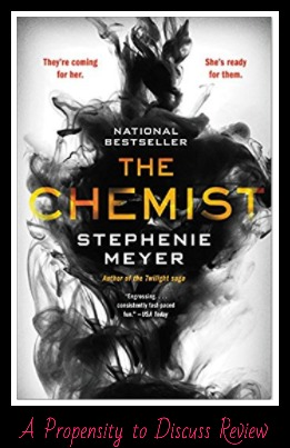The Chemist. A Propensity to Discuss review.