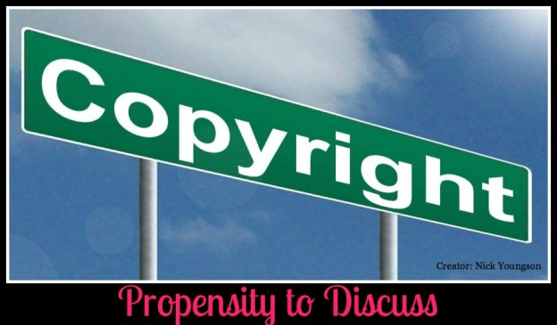 Propensity to Discuss Education Links. Copyright and Fair Use