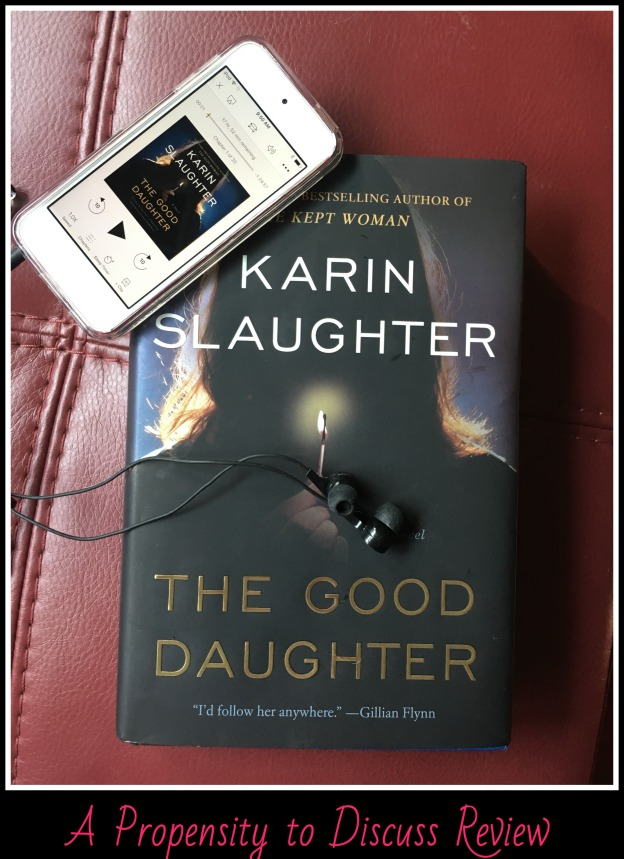 The Good Daughter. A Propensity to Discuss review.