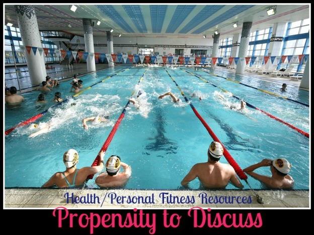 Propensity to Discuss Education Links. Health and Personal Fitness Resources