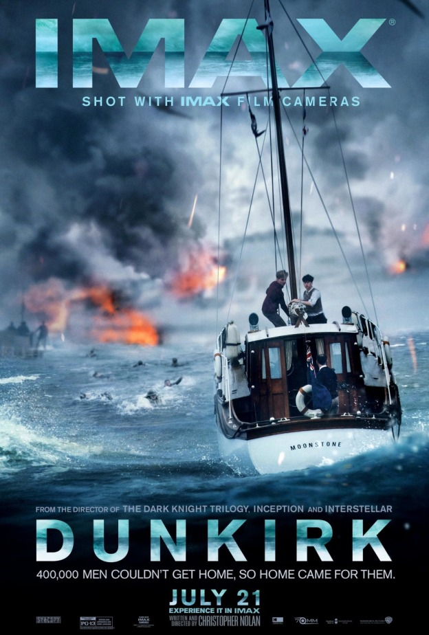 Dunkirk. A Propensity to Discuss movie review.