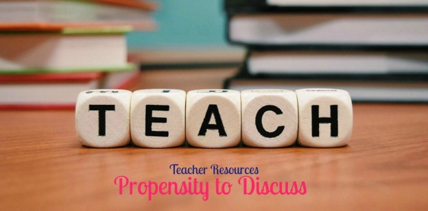Propensity to Discuss Education Links. Teacher Resources