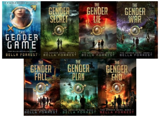 The Gender Game Series. A Propensity to Discuss review.