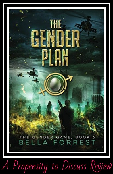 The Gender Plan (Book 6). A Propensity to Discuss review.