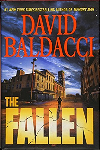 The Fallen by David Baldacci. A Propensity to Discuss review.
