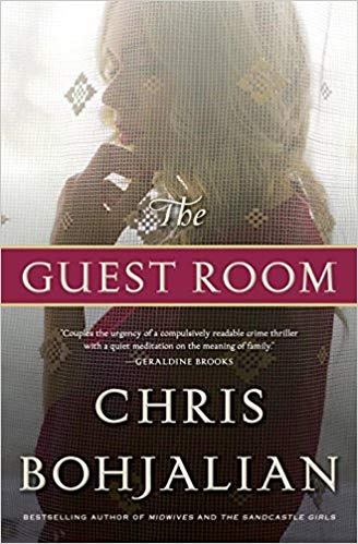 The Guest Room by Chris Bohjalian. A Propensity to Discuss review.