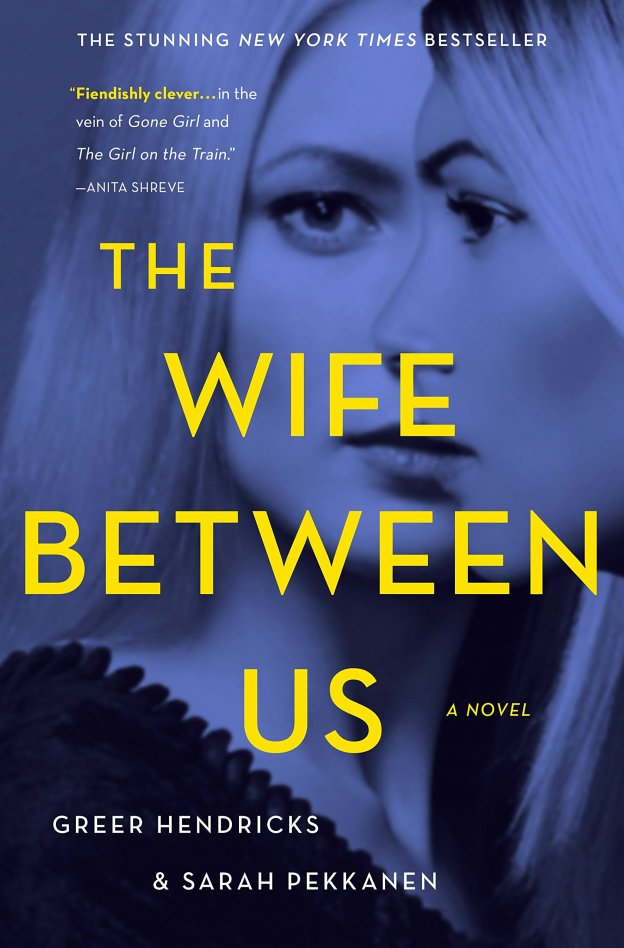 The Wife Between Us by Greer Hendrix and Sarah Pekkanen. A Propensity to Discuss review.