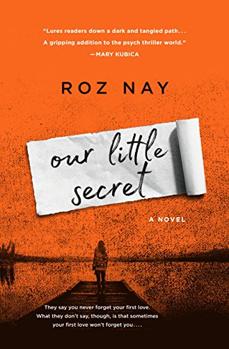 Our Little Secret by Roz Nay. A Propensity to Discuss review.