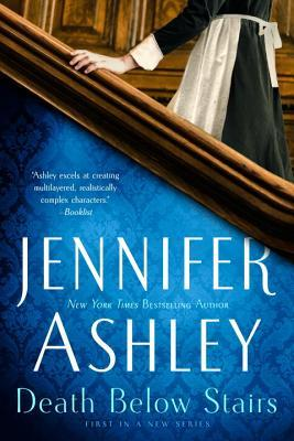 Death Below Stairs by Jennifer Ashley. A Propensity to Discuss review.
